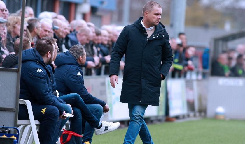 Trainer Cesco Agterberg verlaat SVL