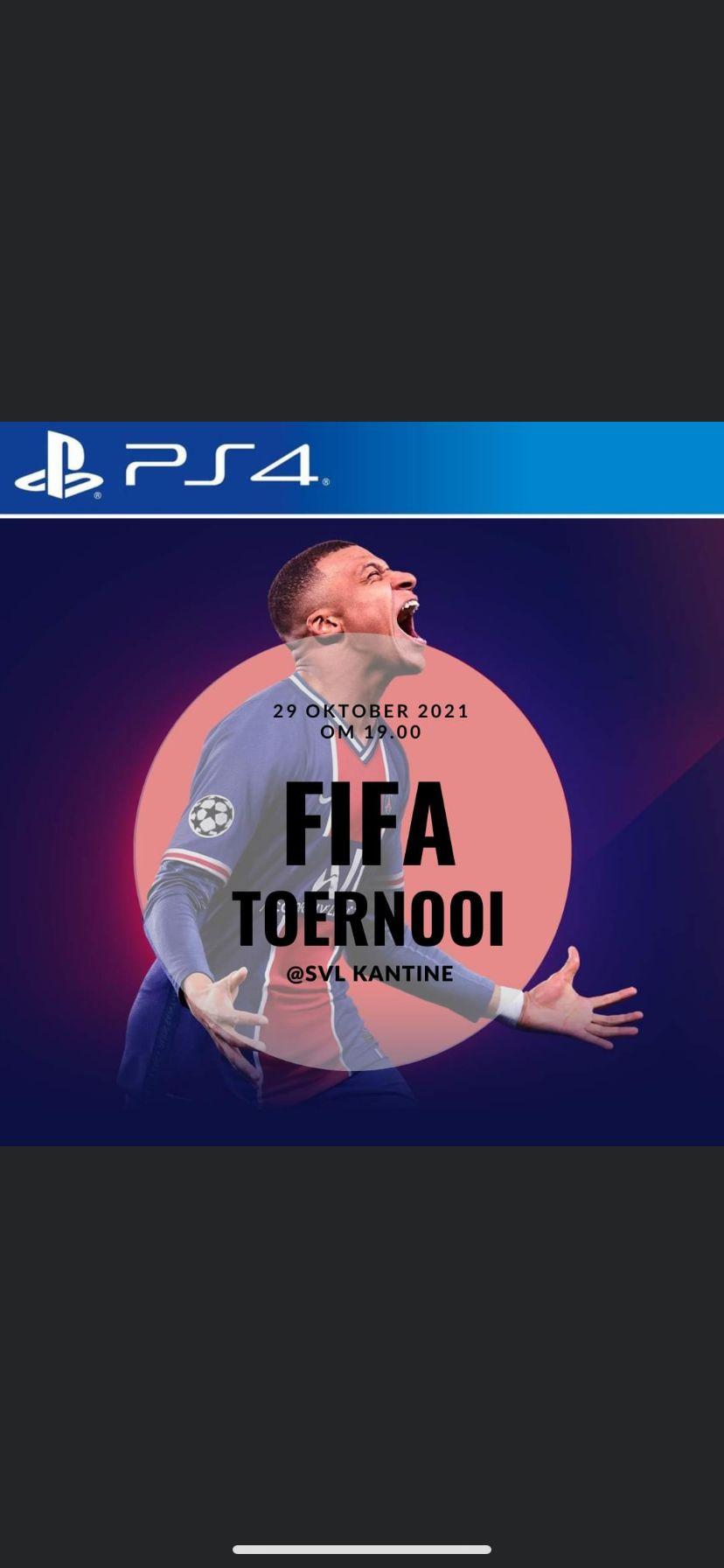 FIFA toernooi SVL
