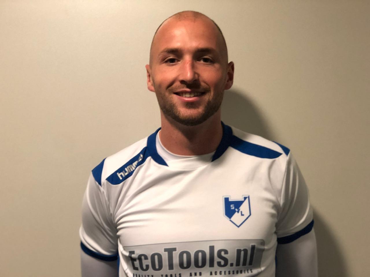 Nieuwkomers Glenn en Matthijs spelen ook komend jaar voor SVL. Jeff van de Bult gaat ook voor zijn derde seizoen bij SVL.