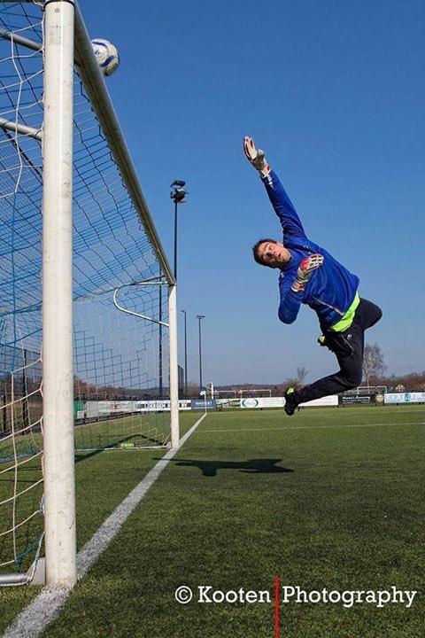 Geert Willem Merkens stopt met voetbal.