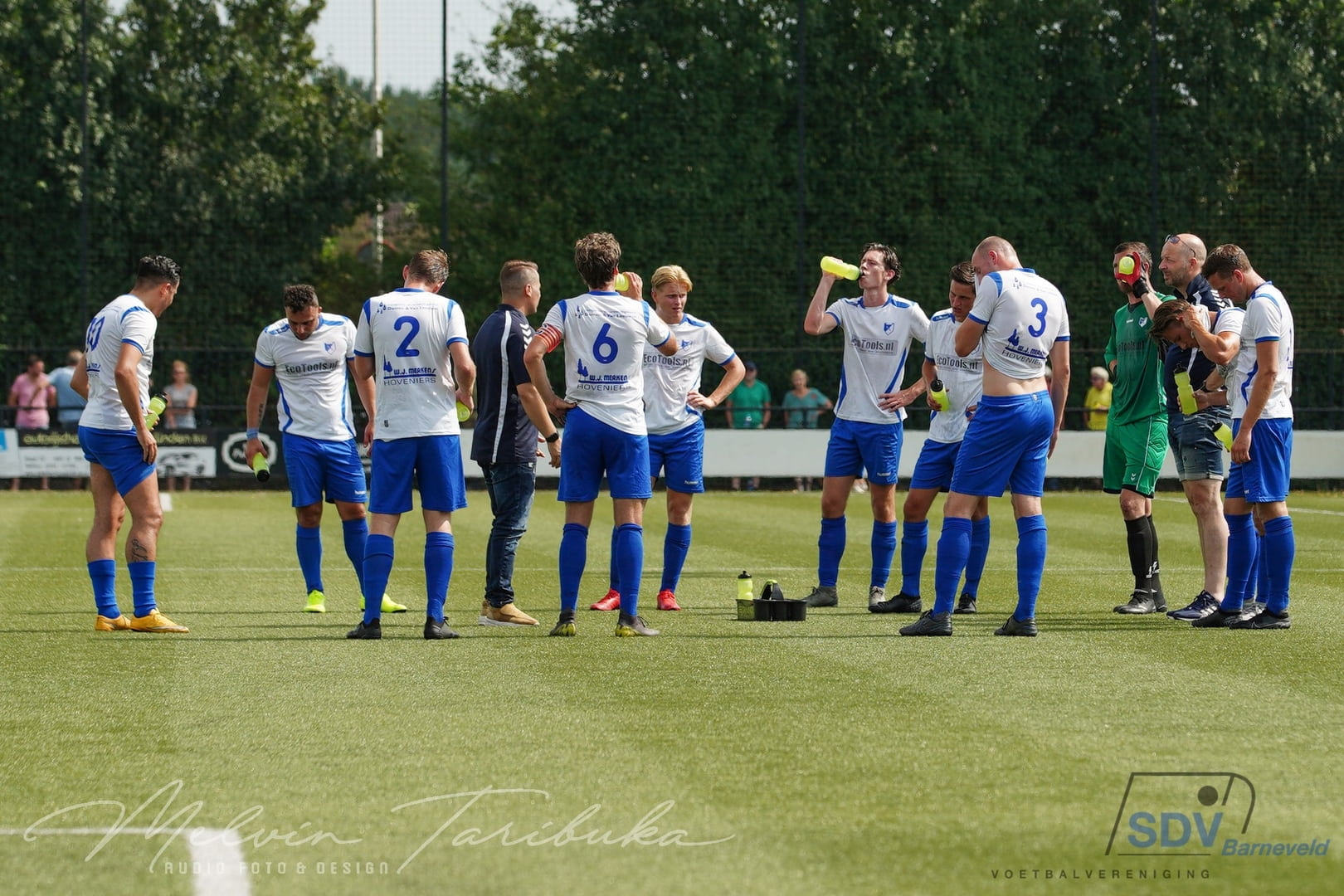 Vijf spelers van -19 maken de overstap naar de  A selectie van SVL.