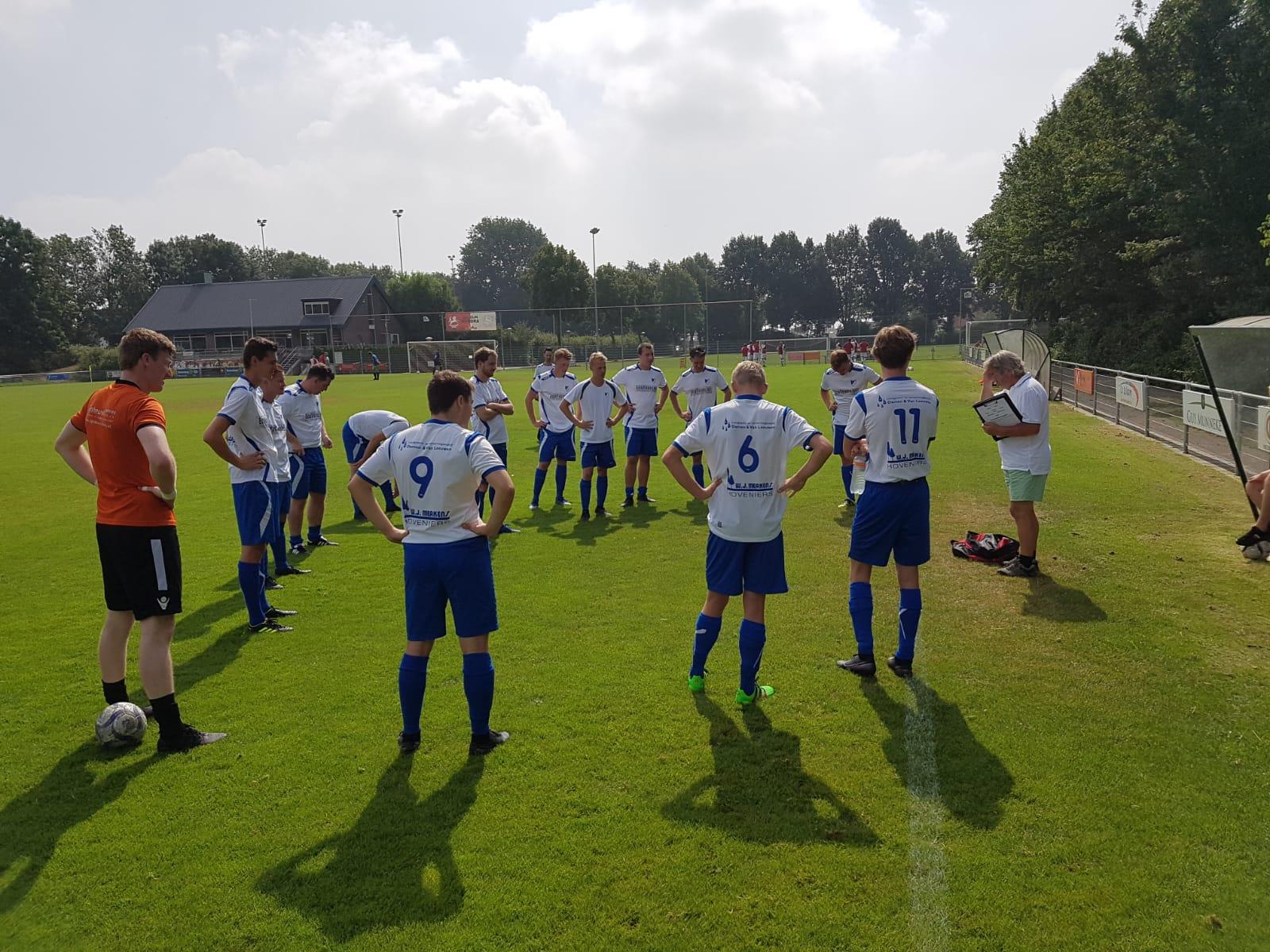 SVL is op zoek naar een trainer voor het 2e elftal.