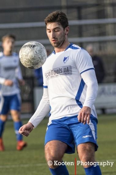 Willem Baaij, tweehonderdvijftig keer SVL 1